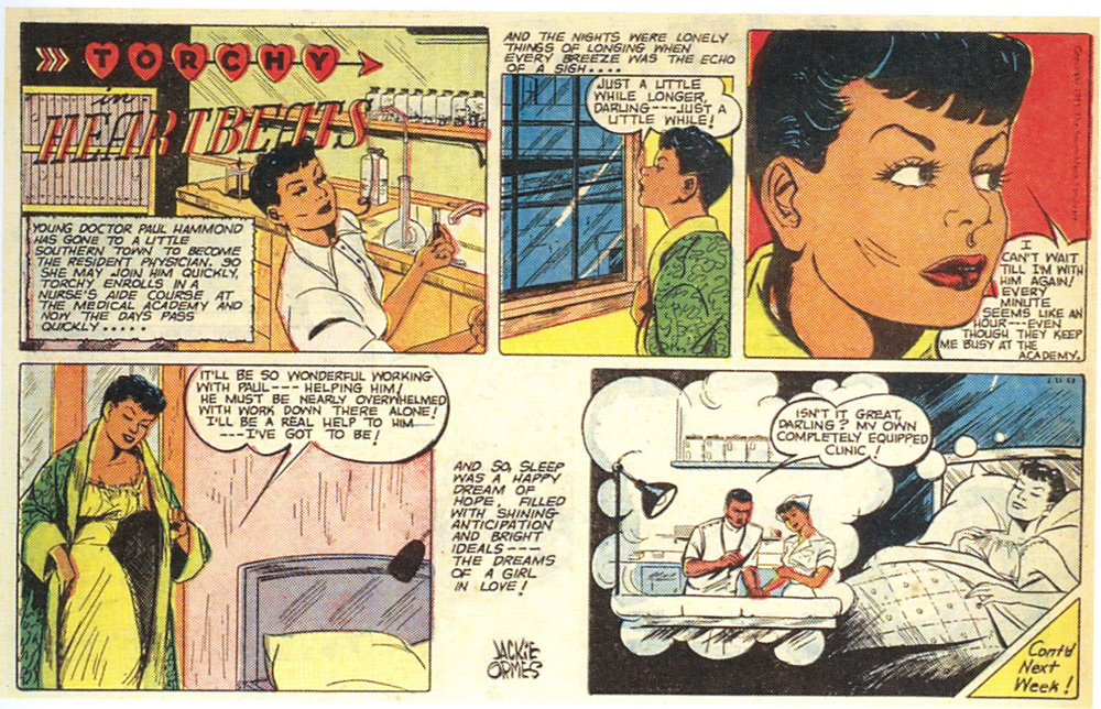 The African-American Comic Strips The Comic Strips