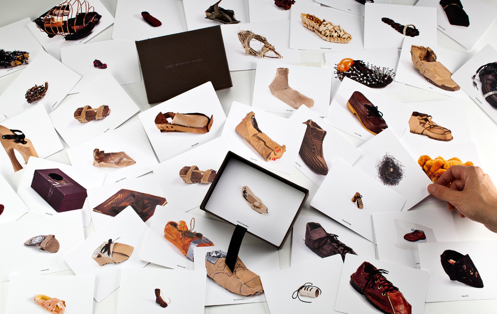 One Brown Shoe Lenka Clayton | Full post on Badass Lady Creatives