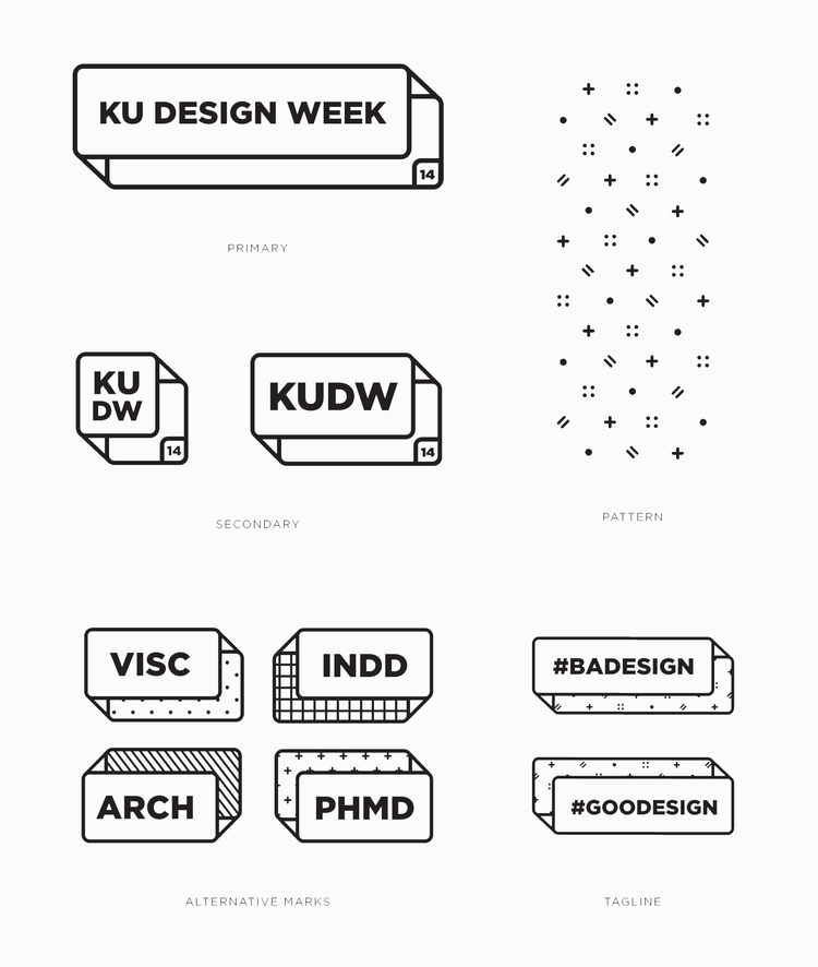 KU Design Week | on Badass Lady Creatives