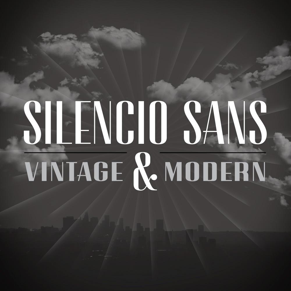 Silencio Sans by Jessica Hische