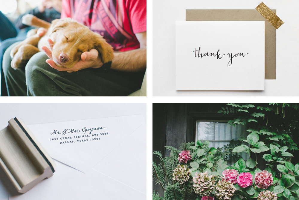 LESLIE TRESHER / Photography and stationery design