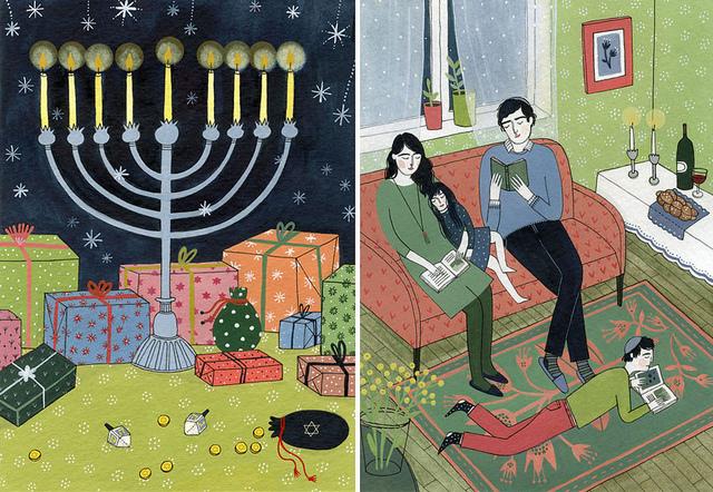 Illustration by Yelena Bryksenkova, via Badass Lady Creatives